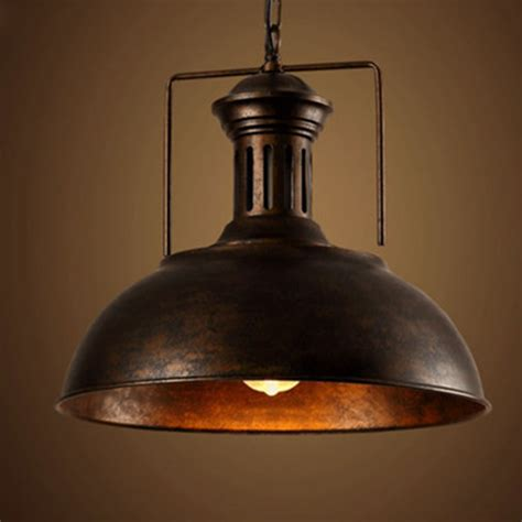 led barn pendant lights edison vintage industrial l shade chain pendant light