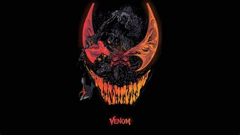 Download Venom Movie Artworks 4k Wallpaper