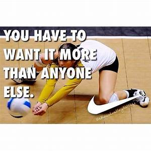 116 best images about volleyball quotes on Pinterest