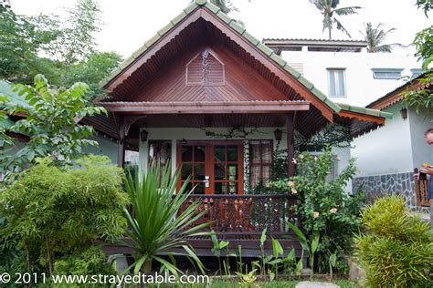 Bungalows In Koh Tao, Thailand  Strayed From The Table