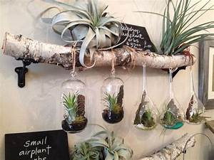 Branche De Bois Deco : tag re faites avec une branche d 39 arbre super id e d co pinterest ~ Teatrodelosmanantiales.com Idées de Décoration