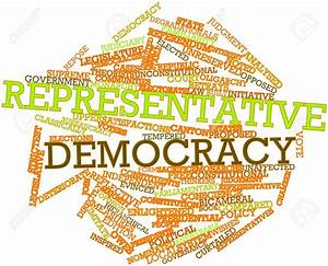 A representative, or indirect democracy, is a type of gov...