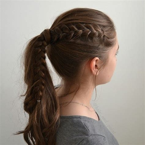 Cool Easy Ponytail Hairstyles by 40 And Cool Hairstyles For