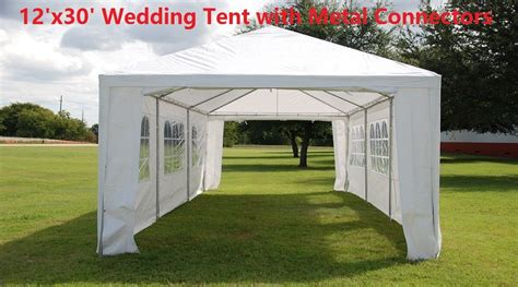 Wedding Party Tent Gazebo Canopy W Metal Connectors Wedding Ring Width Guide Www.wedding Guide.com Events Kirkcaldy Stylist Seattle North East Jobs In Delhi Timing