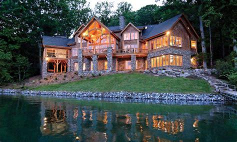 Luxury Lake House Plans Lake House Open Floor Plans
