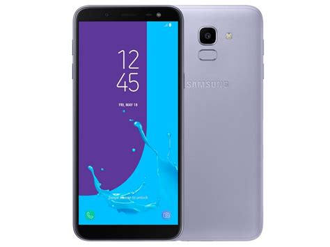 samsung galaxy j6 2018 smartphone review notebookcheck net reviews