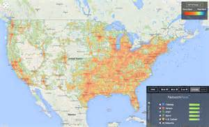 AT&T Mobile Hotspot Coverage Map