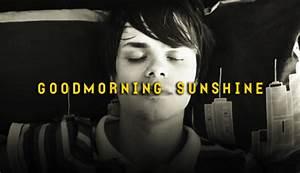 good morning sunshine on Tumblr