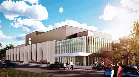 Of course there is plenty of ground level parking. New Dallas Performing Arts Center Aims for 2021 Wrap - School Construction News