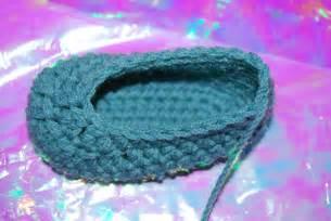 Free Easy Crochet Baby Booties Pattern