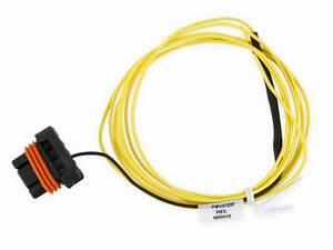 Holley 197-400 Gm 4 Pin Alternator Plug
