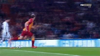 Ronaldo Cristiano Soccer Player Gifs Running Goal