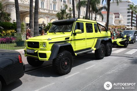 14,8 millions used cars for sale. Mercedes-Benz G 63 AMG 6x6 - 27 November 2019 - Autogespot