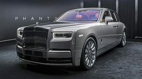 rolls royce phantom 2018 rolls royce phantom viii unveiled