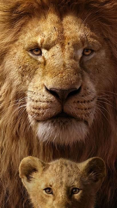 Lion King Simba Mufasa 4k Ultra Mobile