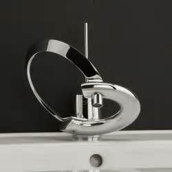 designer sinks bathroom modern bathroom faucets with curved levers embrace lacava digsdigs