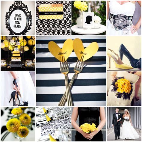 black white yellow the blushing