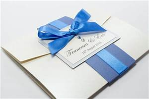 pocketfold wedding invitations royal blue cobalt blue With royal blue and cream wedding invitations