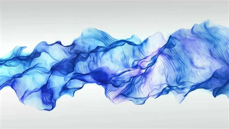 Abstract Blue Smoke Wqhd 1440p Wallpaper Pixelz