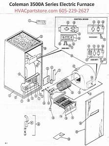 32 Wiring Diagram For Electric Furnace With Images Electric
