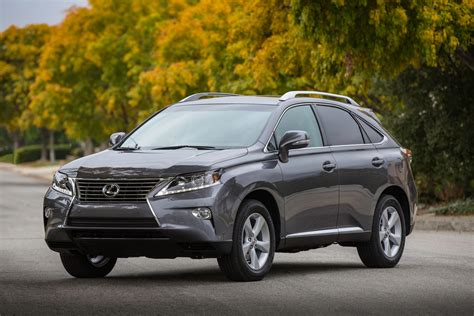 lexus rx  review ratings specs prices