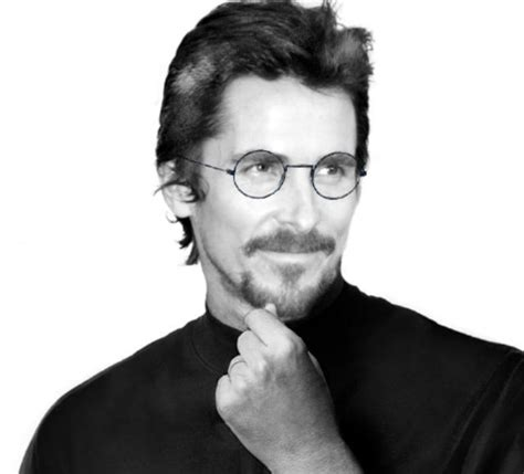 Report Christian Bale Just Bailed The Steve Jobs Movie