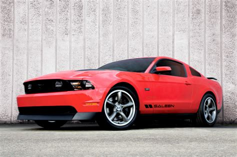 2010 Saleen 435s Ford Mustang Specs, Top Speed & Engine Review