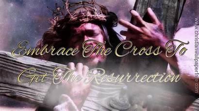 Embrace Cross Christian Jesus God Christianwallpaperfree Resurrection