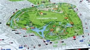 1 Hyde Park Gardens by Regent S Park Map Picture Of Regent S Park London