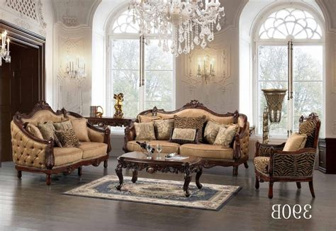 Trendy Home Decorating Ideas: Classy Traditional Living Room Furniture