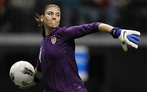 NEW FOCUS ON HOPE SOLO AS USA PREPARES TO PLAY AUSTRALIA ...