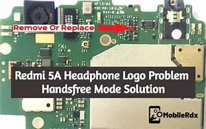 Redmi 5a Headphone Logo Problem