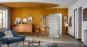Photo Peinture Salon : peinture des id es d co pour sublimer l 39 espace c t maison ~ Melissatoandfro.com Idées de Décoration