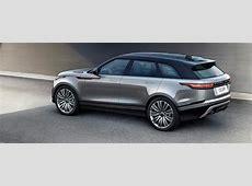 Salone di Ginevra 2017 Range Rover Velar tutto sul nuovo