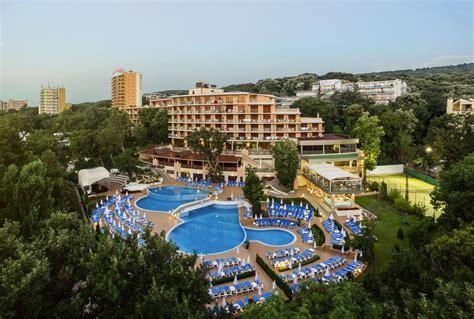 hotel kristal  nisipurile de aur central travel