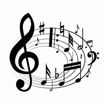 Notes Clipart Lyrics Clip Skit Song Songs