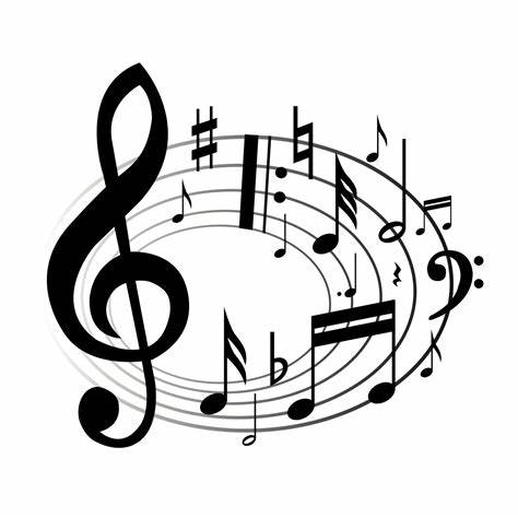 This means to go back to where you last saw a repeat sign and repeat from there only. Musical Symbols - ClipArt Best
