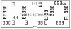 2009 Dodge Ram 2500 Fuse Diagram