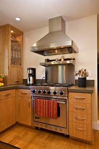 kitchen with european style cabinetry made by bill fry With kitchen cabinets lowes with saint maclou papier peint
