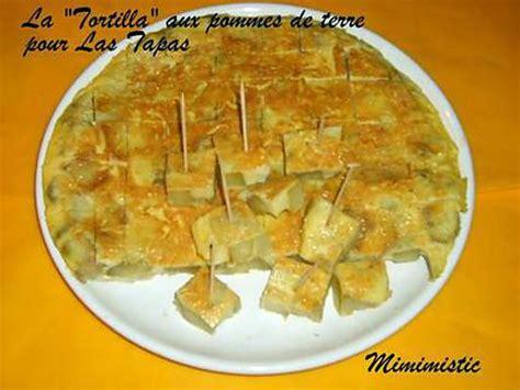 poele a bois cuisine recette de la tortilla aux pommes de terre omelette
