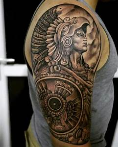 Inka Symbole Bedeutung : 30 besten aztec tattoos designs bilder auf pinterest tattoos aztekendesign t towierungen und ~ Orissabook.com Haus und Dekorationen