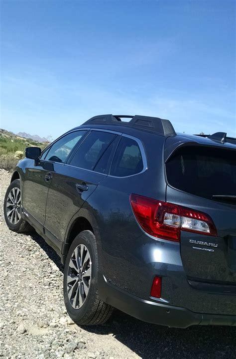 test drive  subaru outback limited  testdriventv