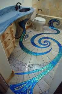 bathroom with mosaic tiles ideas bathroom tile designs glass mosaic the interior design inspiration board