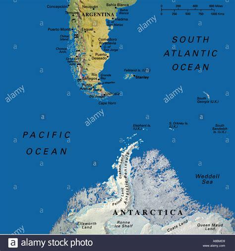 antarctica map stock  antarctica map stock images