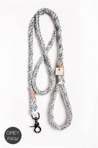 Hunde Sachen Kaufen : seil leine f hren heimtierbedarf hund von greypawdesign auf etsy hund hunde diy ~ Watch28wear.com Haus und Dekorationen