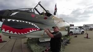 A -7d Corsair Ii Cockpit Walkaround
