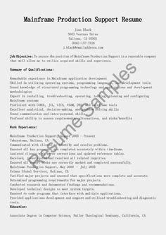 Production Manager Resume Exles by Contoh Resume Terbaik Lengkap Dan Terkini Resume Koleksi