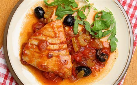 cuisiner thon frais thon frais aux olives wecook