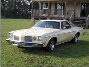1974 Oldsmobile Cutlass