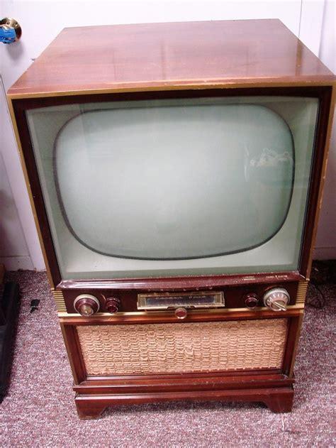 Age Console by Vintage Retro Space Age Philco Tv Consola Televisor Modelo